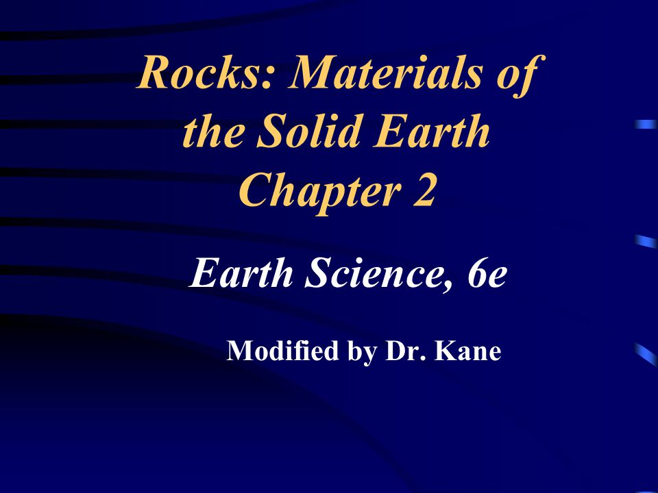 3 - The slower the rate of cooling, the … a.Smaller the crystals of the rock formed b.Larger the crystals c.No relation whatsoever