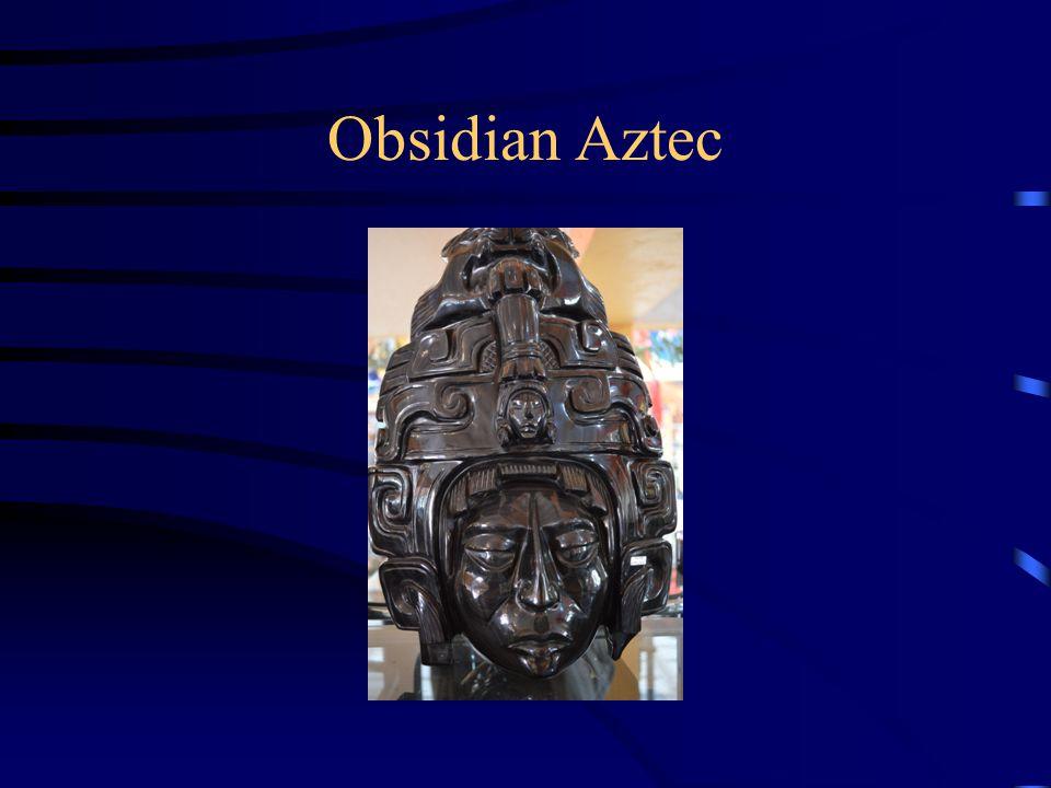 Obsidian Aztec