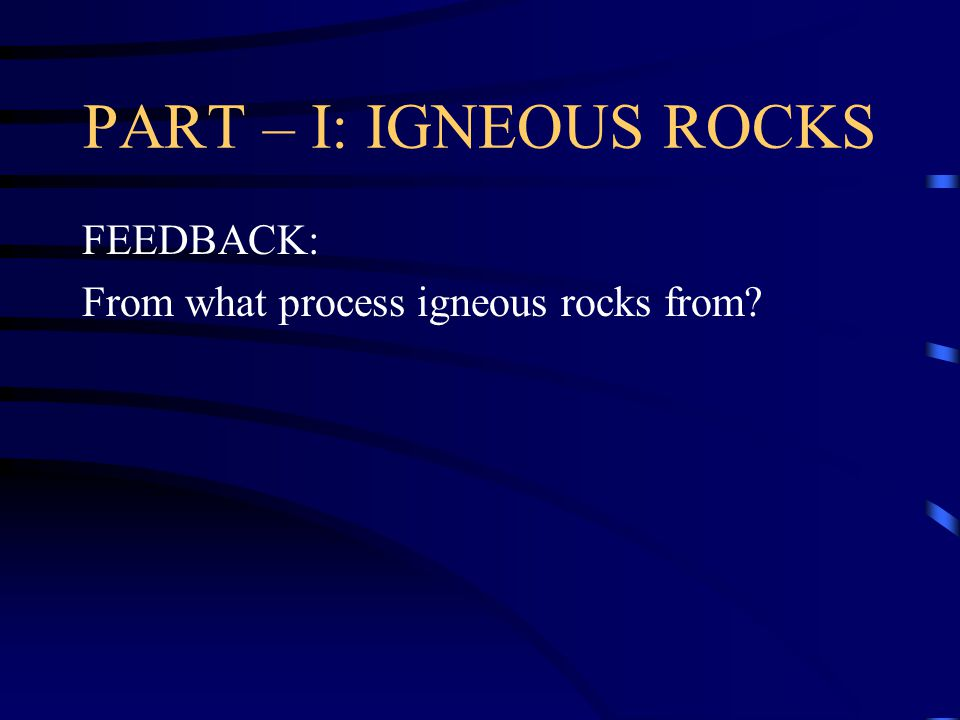 86 18 - What is the parent rock of limestone.