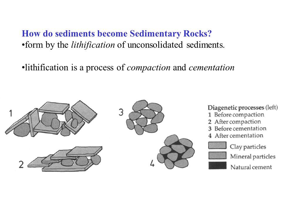 Where sediments accumulate: a- alluvial fans h-deltas b- Glaciers i- tidal flats c- rivers j- continental shelf d- dunes k-continental slope e- lakes