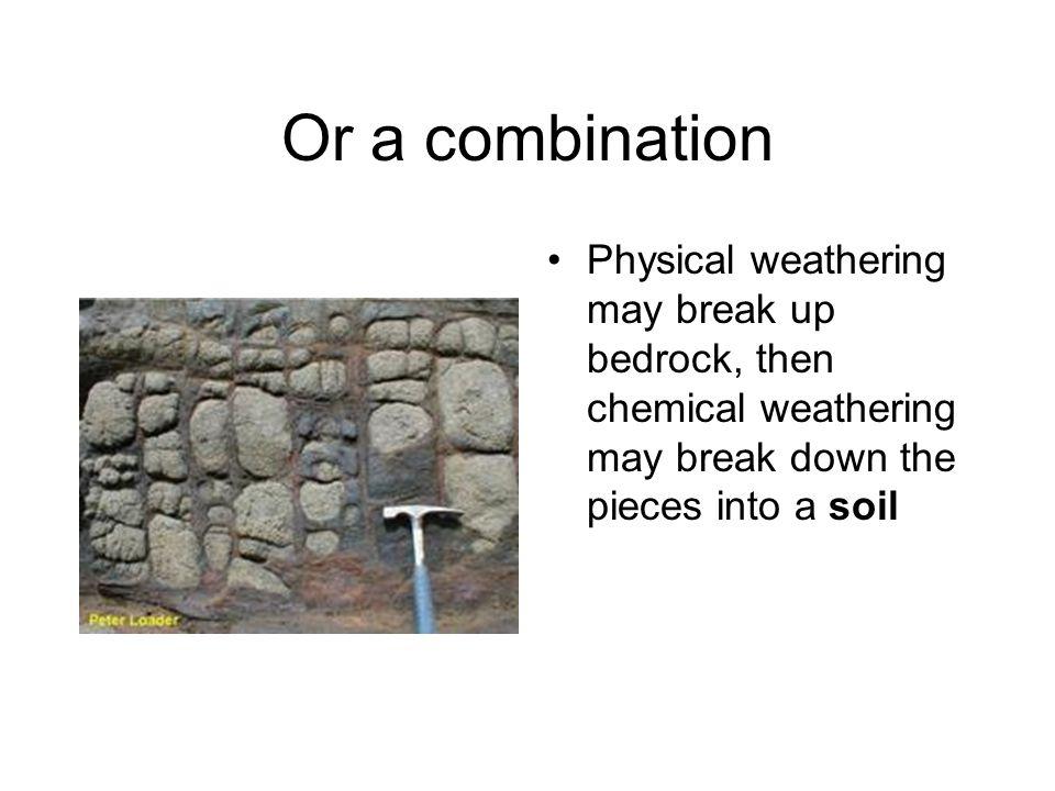 Chemical sed rx Evaporites: limestone, rock salt Oxidation product: taconite (iron ore)