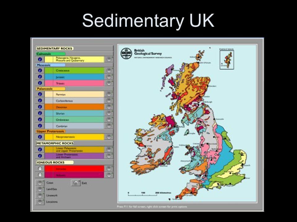 Sedimentary UK