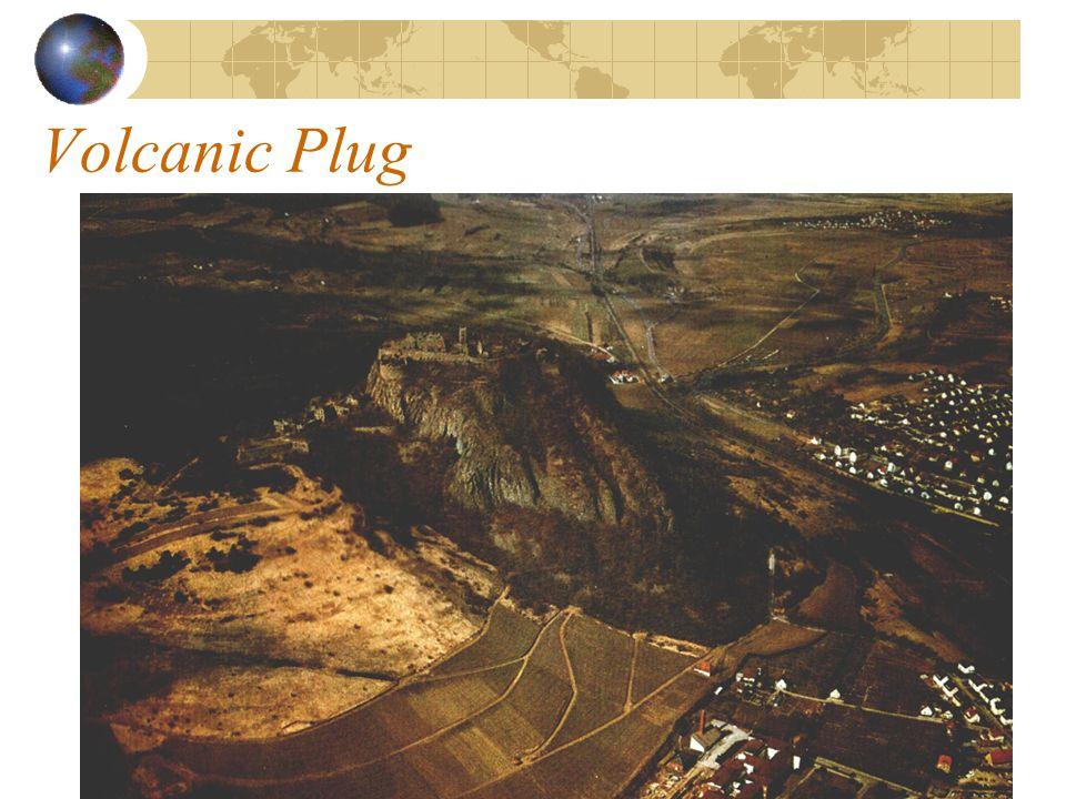 Volcanic Plug
