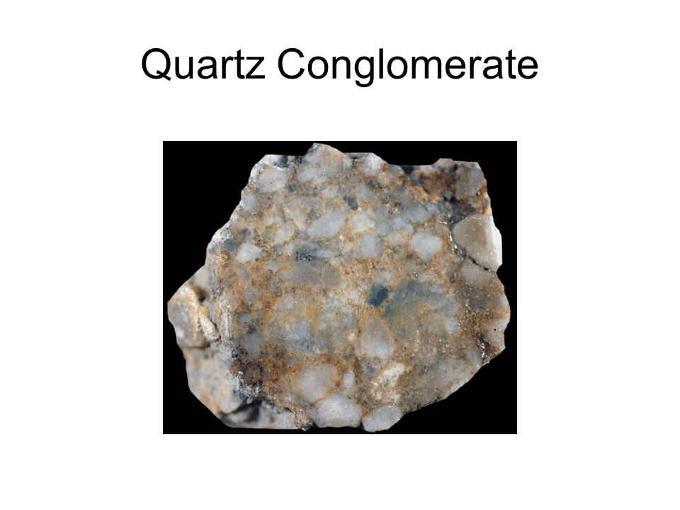 Quartz Conglomerate