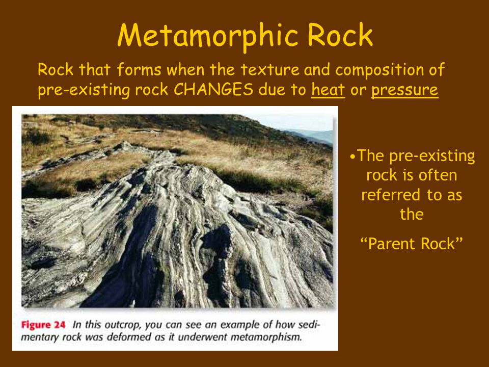 Weathering (wind & water) affects the design of sedimentary rock