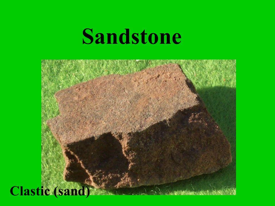 Limestone Non-Clastic (calcium carbonate precipitate)
