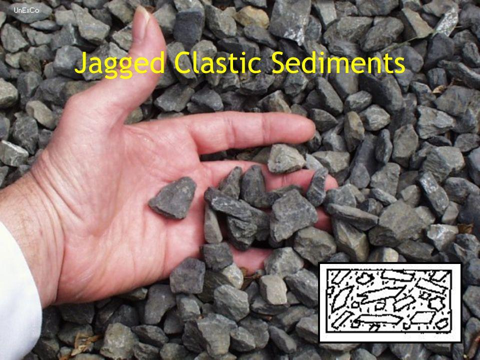 Jagged Clastic Sediments