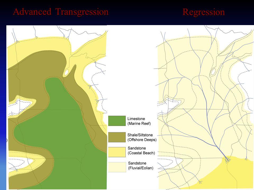 Advanced Transgression Regression