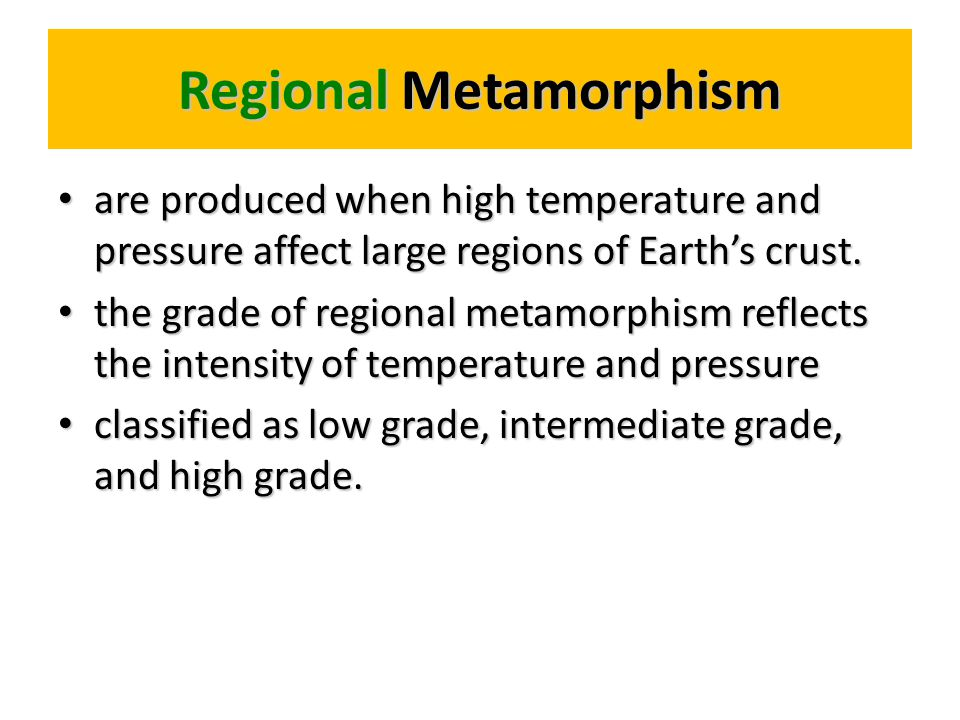 Three Types of Metamorphic Rocks Contact Metamorphism Contact Metamorphism – occurs when molten rocks, such as those in an igneous intrusion, come in