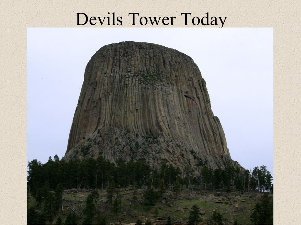 Devils Tower Today