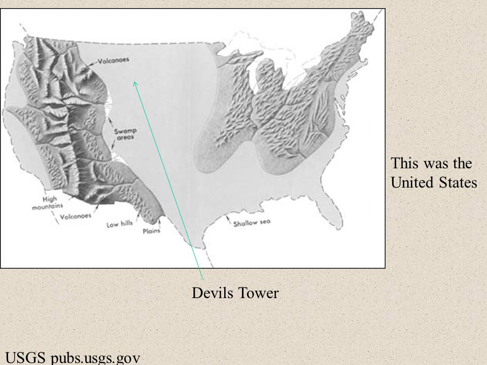 Devils Tower This was the United States USGS pubs.usgs.gov