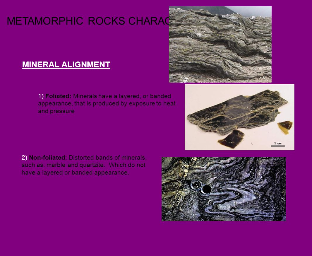 SEDIMENTARY ROCKS - formed by sediments which are buried, compacted and cemented, called Lithification.