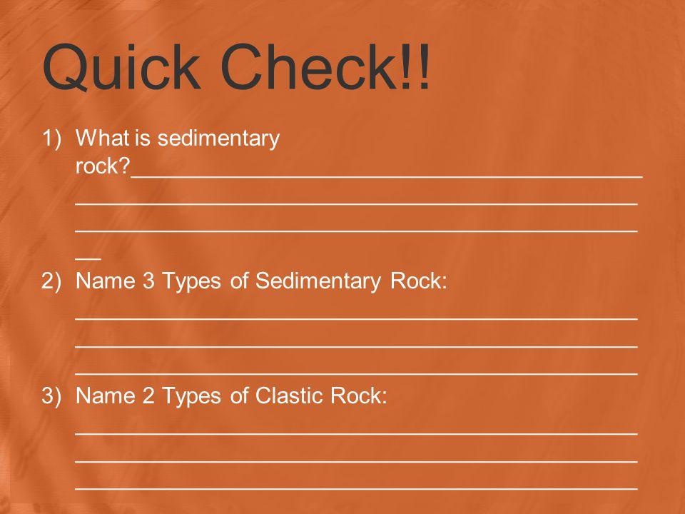 Quick Check!.