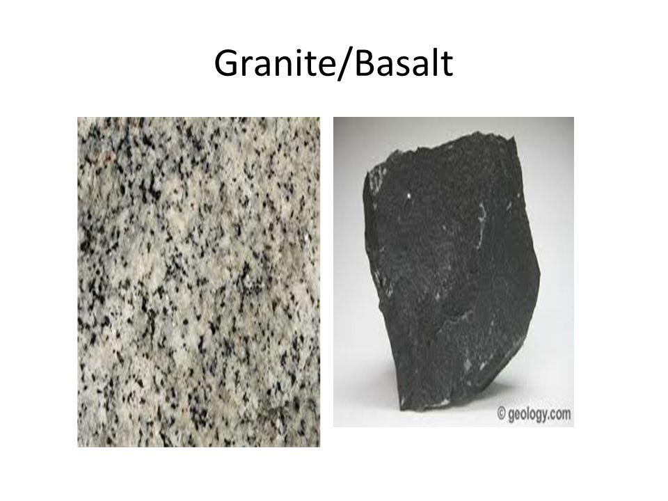 Granite/Basalt