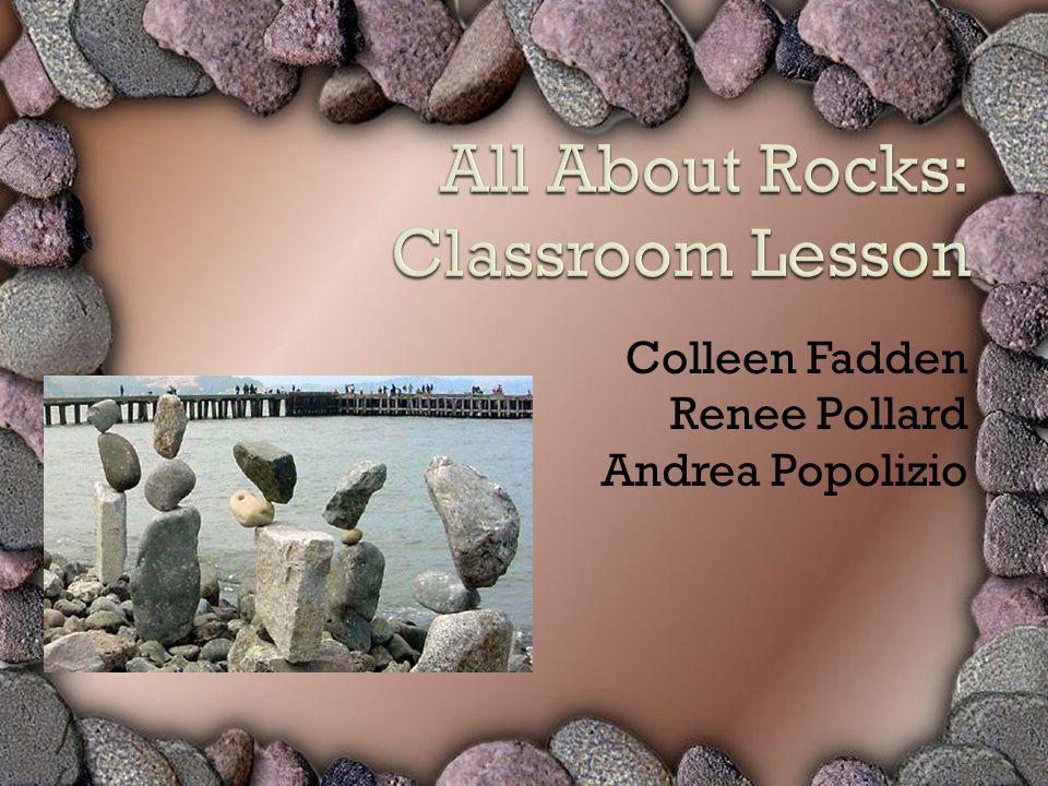 Colleen Fadden Renee Pollard Andrea Popolizio