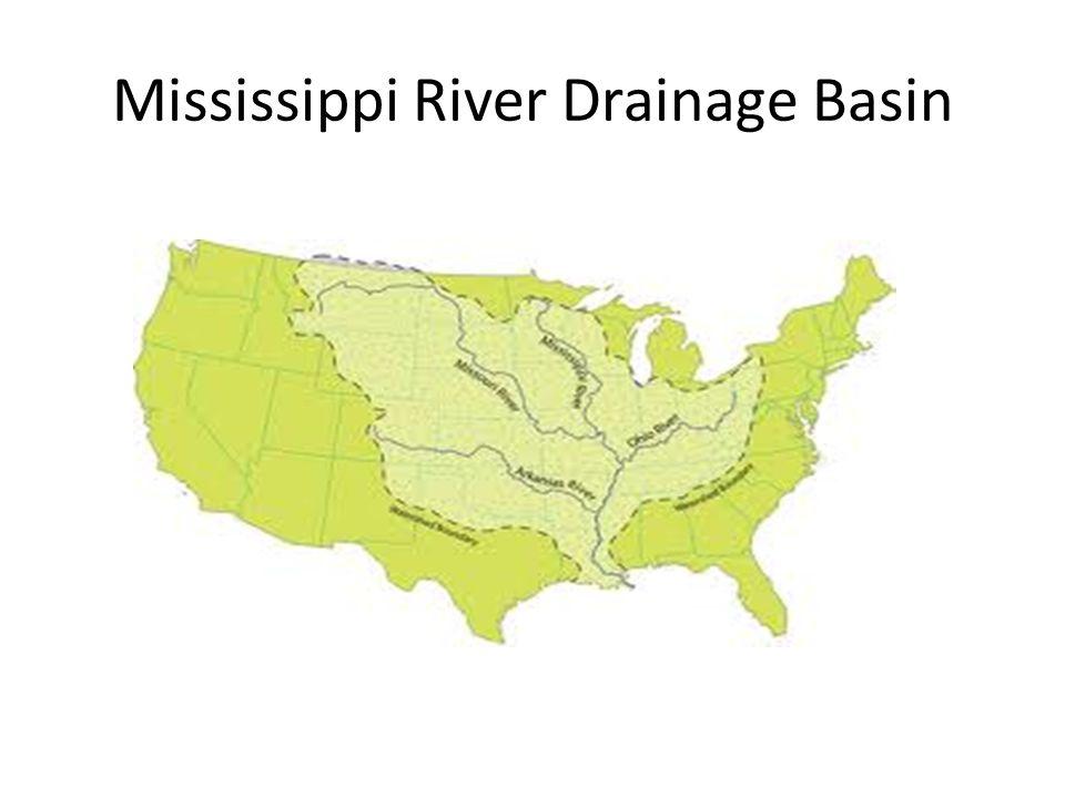 Mississippi River Drainage Basin