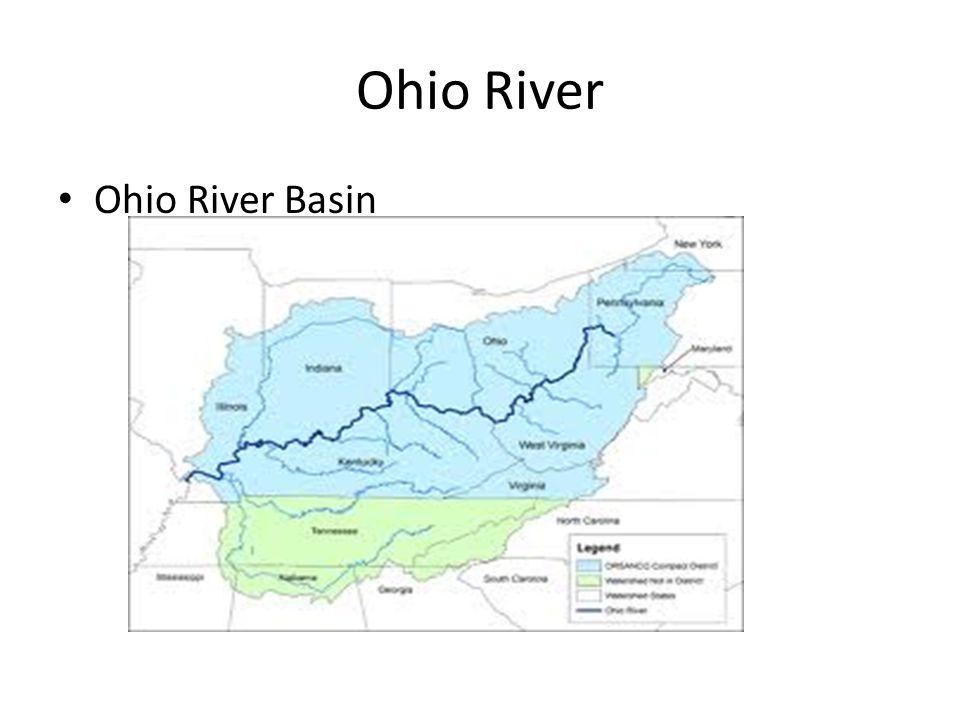 Ohio River Ohio River Basin