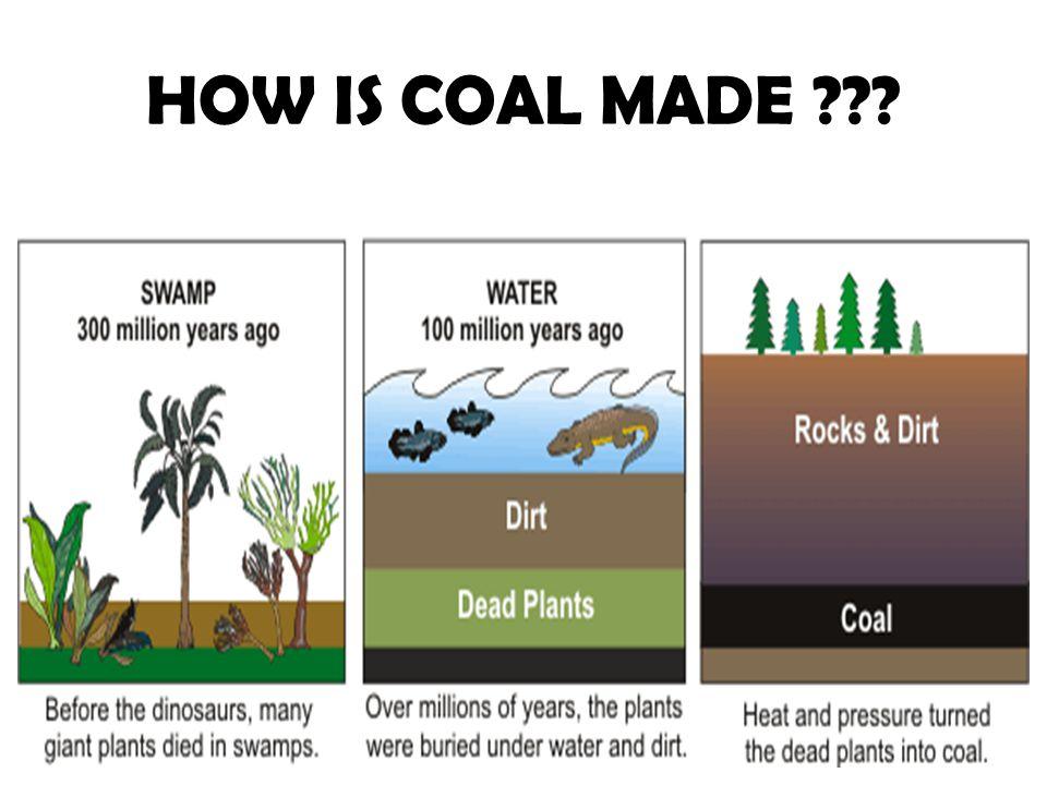 Types of Coal Grades of Coal – Peat – Lignite – Sub‐bituminous – Bituminous – Anthracite