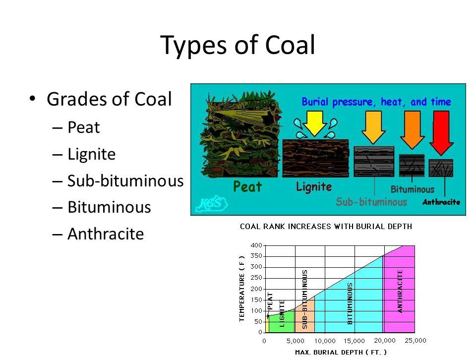Where is coal?