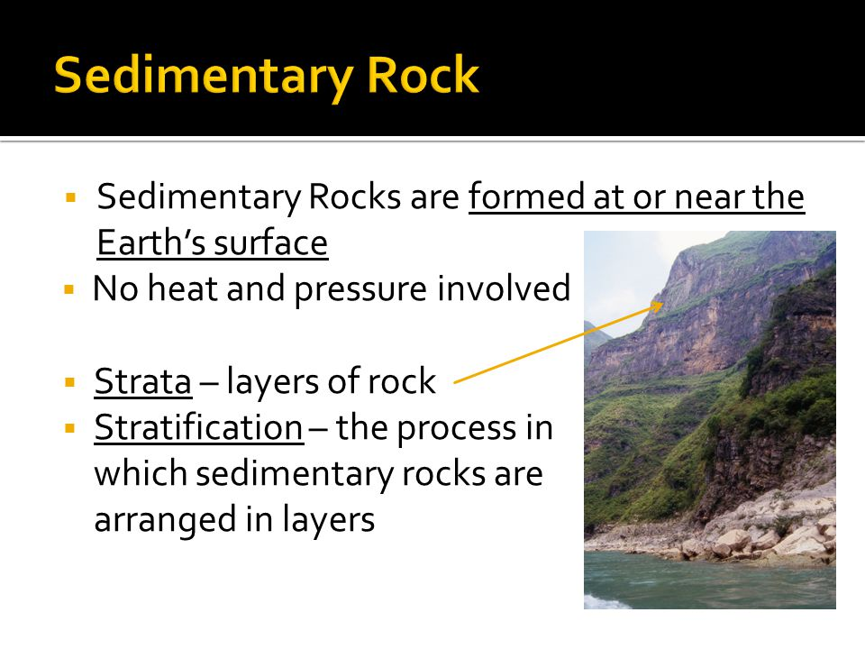 http://www.fi.edu/fellows/payton/rocks/create/sediment.htm  Sedimenary rock is formed by erosion  Sediments are moved from one place to another  Se