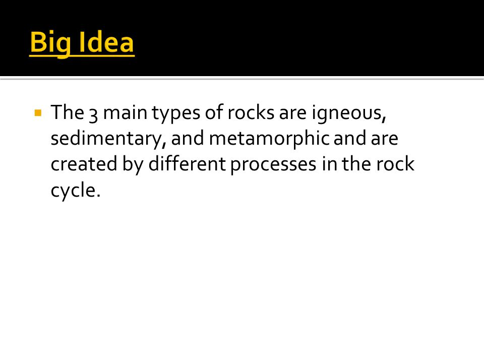 Write a joke, insult, or poem using what you learned about rocks.