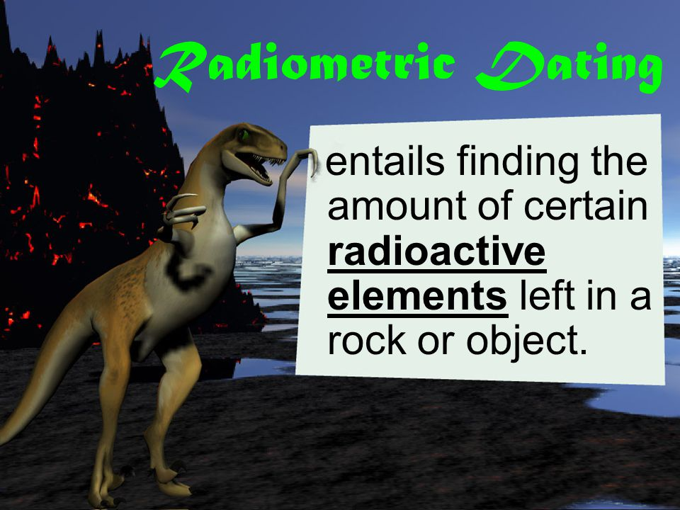 Absolute Age is the age in years of a rock or other object (as determined by radiometric dating.