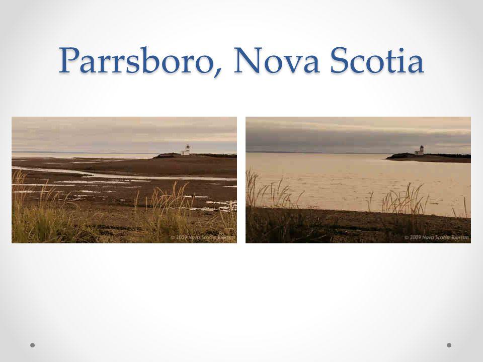 Parrsboro, Nova Scotia