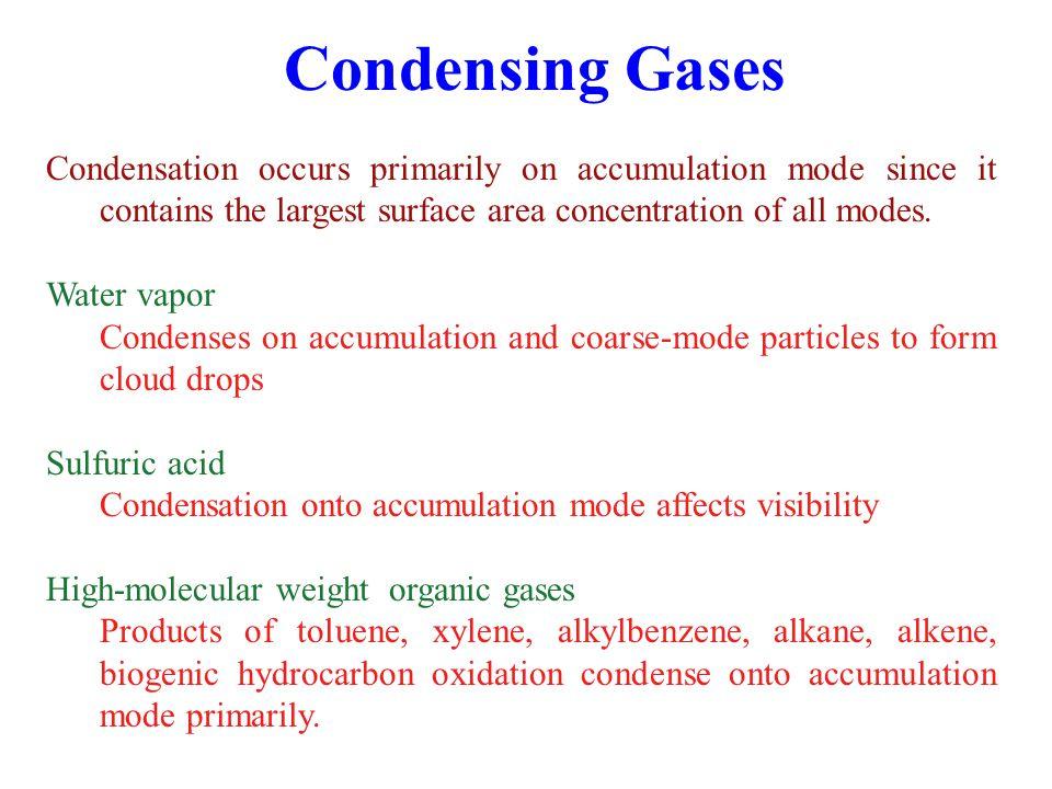 Condensation/Evaporation Equation (5.3)