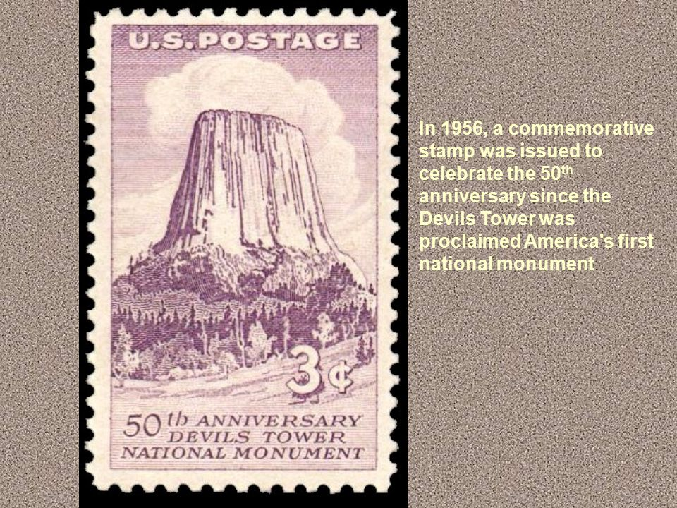 There is also an Indian legend about the Devils Tower formation.