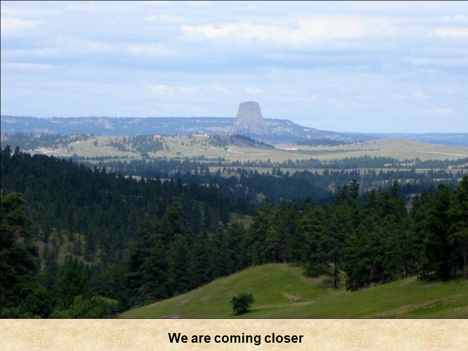 There are many theories of how the Devils Tower was formed.