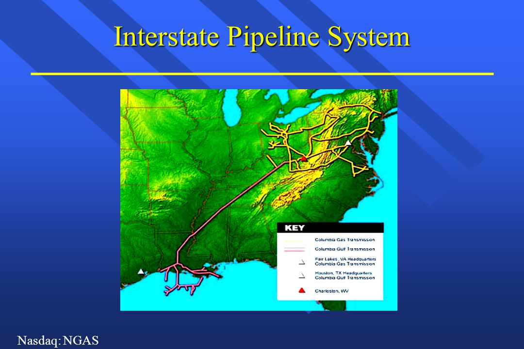 Nasdaq: NGAS Interstate Pipeline System