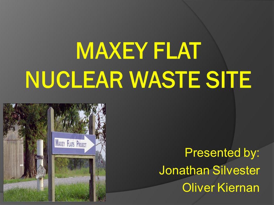 Presented by: Jonathan Silvester Oliver Kiernan
