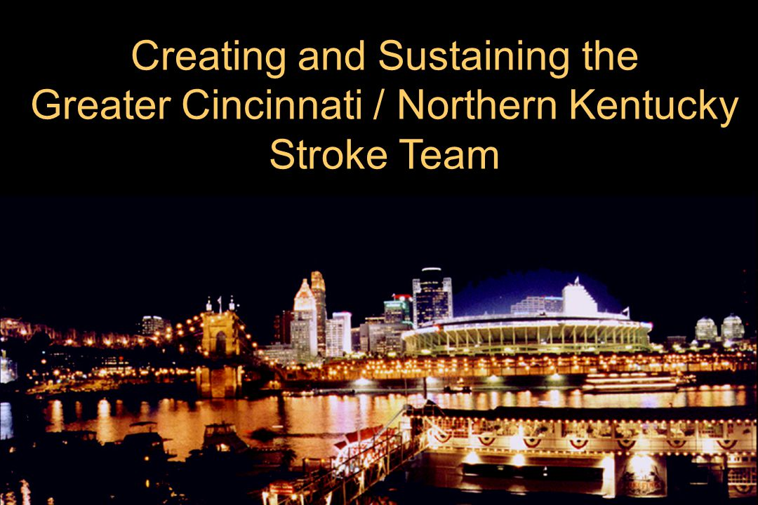 Additional GC/NK Roles Education:Education: –Public and EMS stroke education –Community physician education Patient Care:Patient Care: –Care pathways and protocols for hospitals –National promotion of improved stroke care Research:Research: –Clinical trials –Epidemiology –Basic science