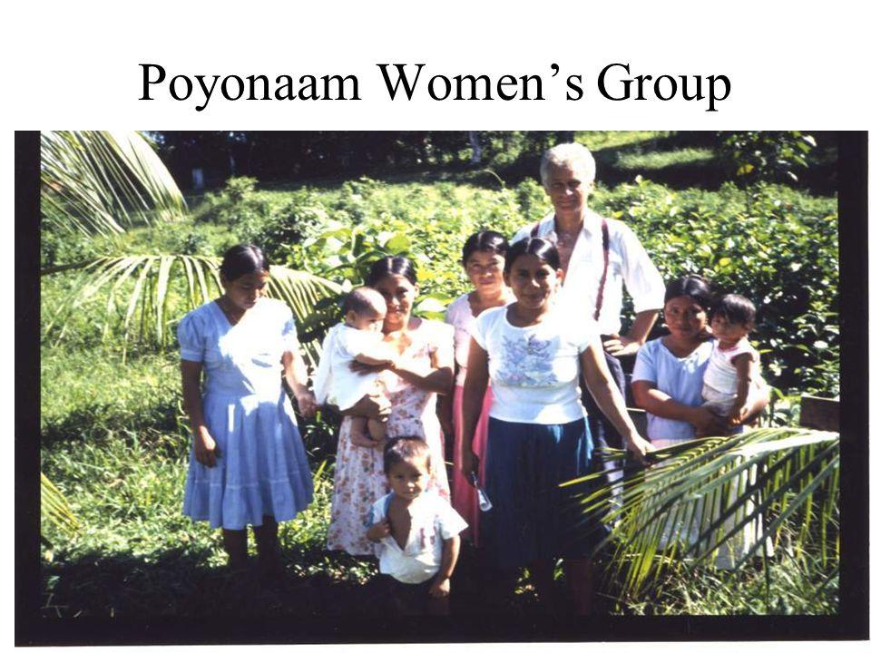Poyonaam Women's Group