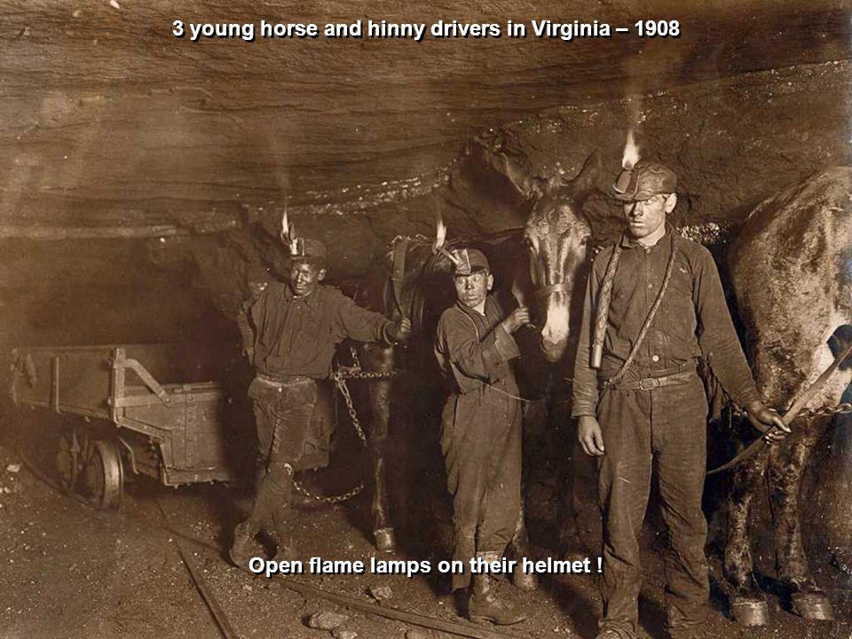 Drillings in Virginia – October 1908