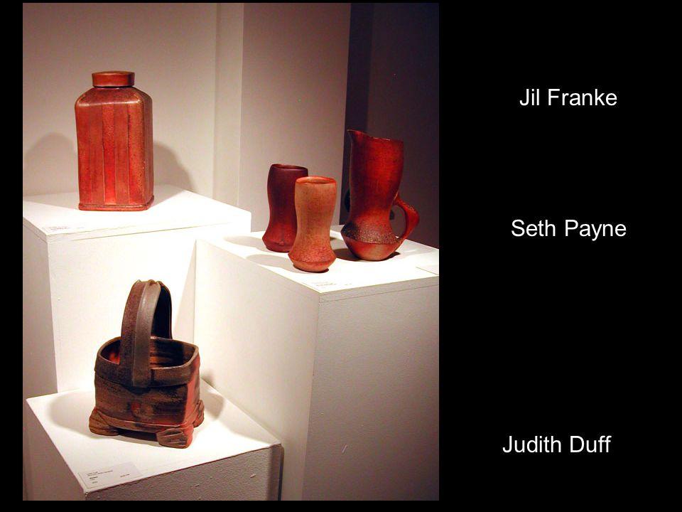 Seth Payne Jil Franke Judith Duff