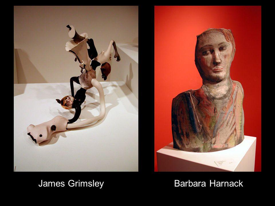 James GrimsleyBarbara Harnack