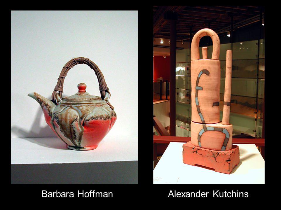 Barbara HoffmanAlexander Kutchins