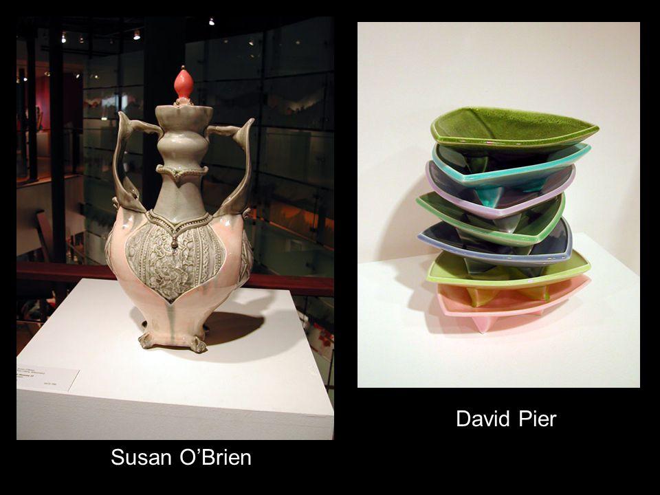 Susan O'Brien David Pier