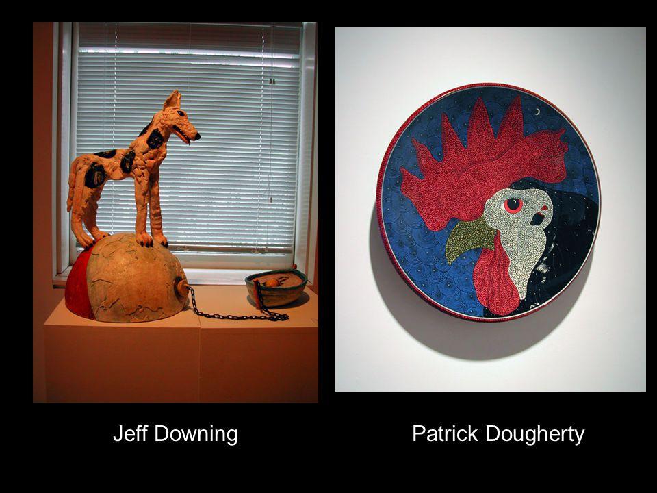 Patrick DoughertyJeff Downing