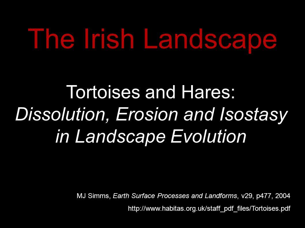 Uplands underlain by limestone - Problem? Burren Leitrim & Fermanagh