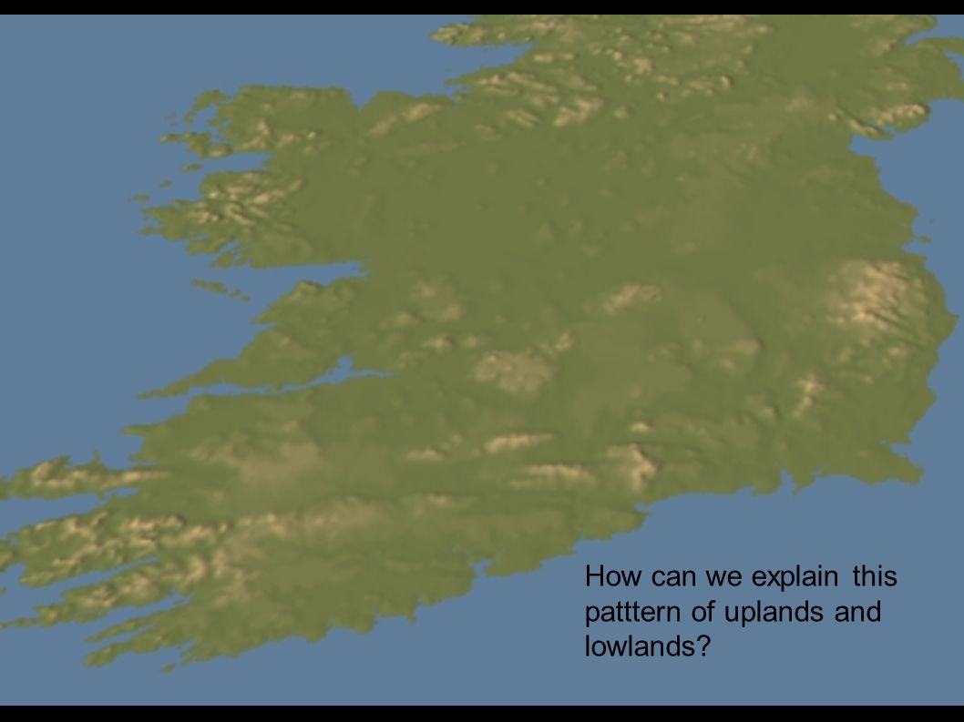 Carboniferous Limestone underlies c. 40% of Ireland's surface