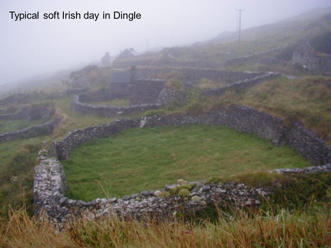 Typical soft Irish day in Dingle
