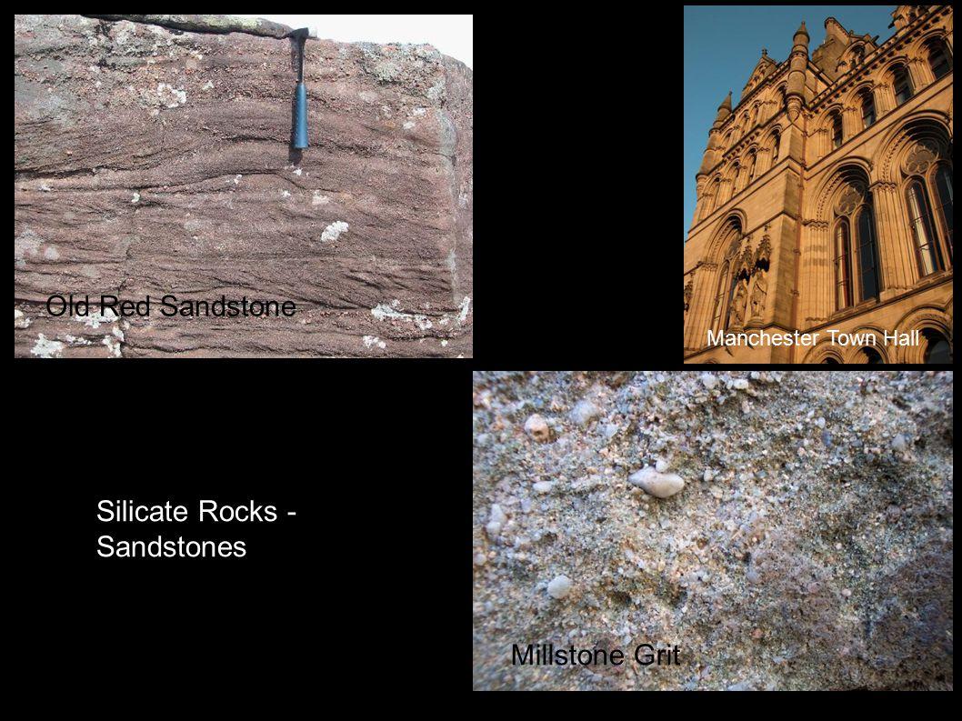Silicate Rocks - Granite