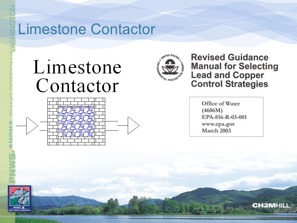 Limestone Contactor