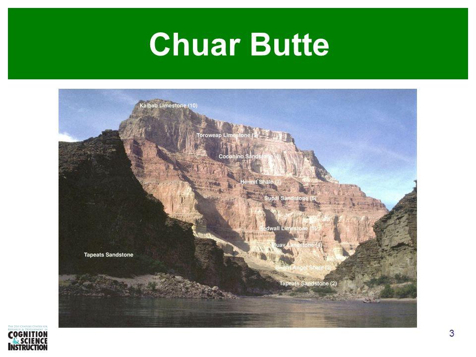 4 Identify Grand Canyon Layers (Part 2, steps 1-6) Investigation 3 Grand Canyon Rocks