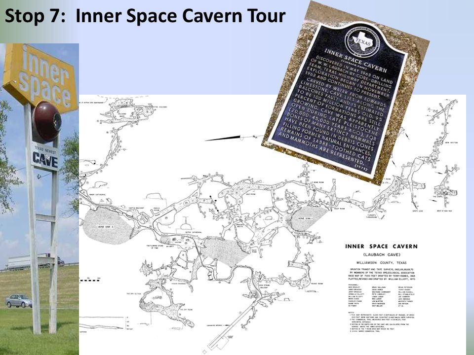 Stop 7: Inner Space Cavern Tour