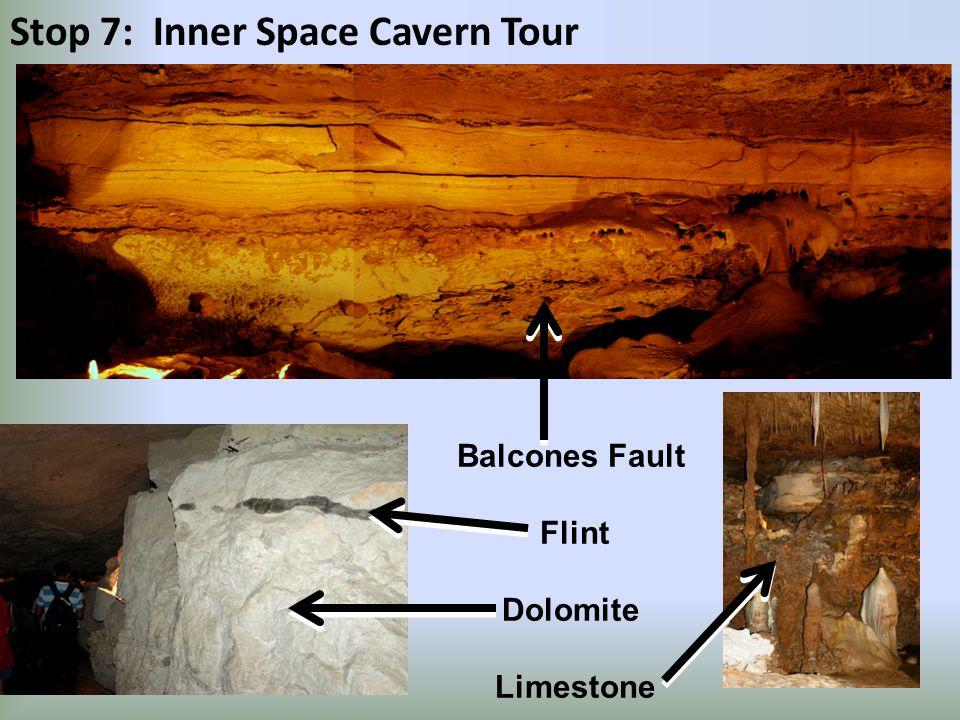 Balcones Fault Flint Dolomite Limestone