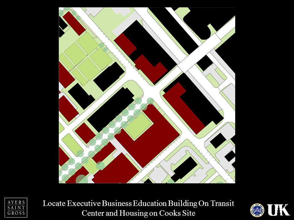ZHA Zimmerman / Volk Associates, Inc. Martin / Alexiou / Bryson, Inc. Gatton Center Locate Executive Business Education Building On Transit Center and