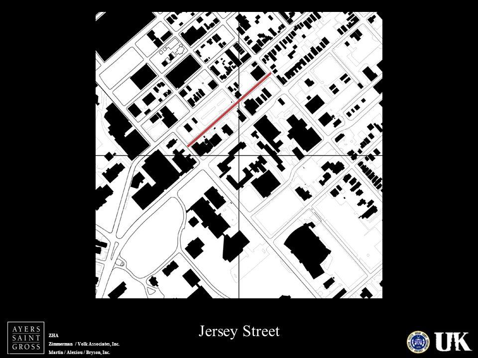 ZHA Zimmerman / Volk Associates, Inc. Martin / Alexiou / Bryson, Inc. Jersey Street
